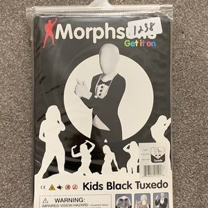 Other - Boys tuxedo morphe costume